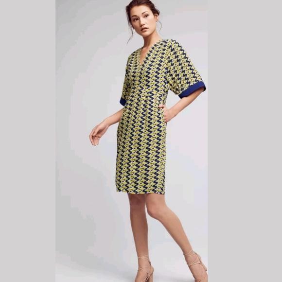 bf53c9e0a4f Bare Anthology Dresses   Skirts - NEW Anthropologie Mirrabellis Kimono  Maeve Dress